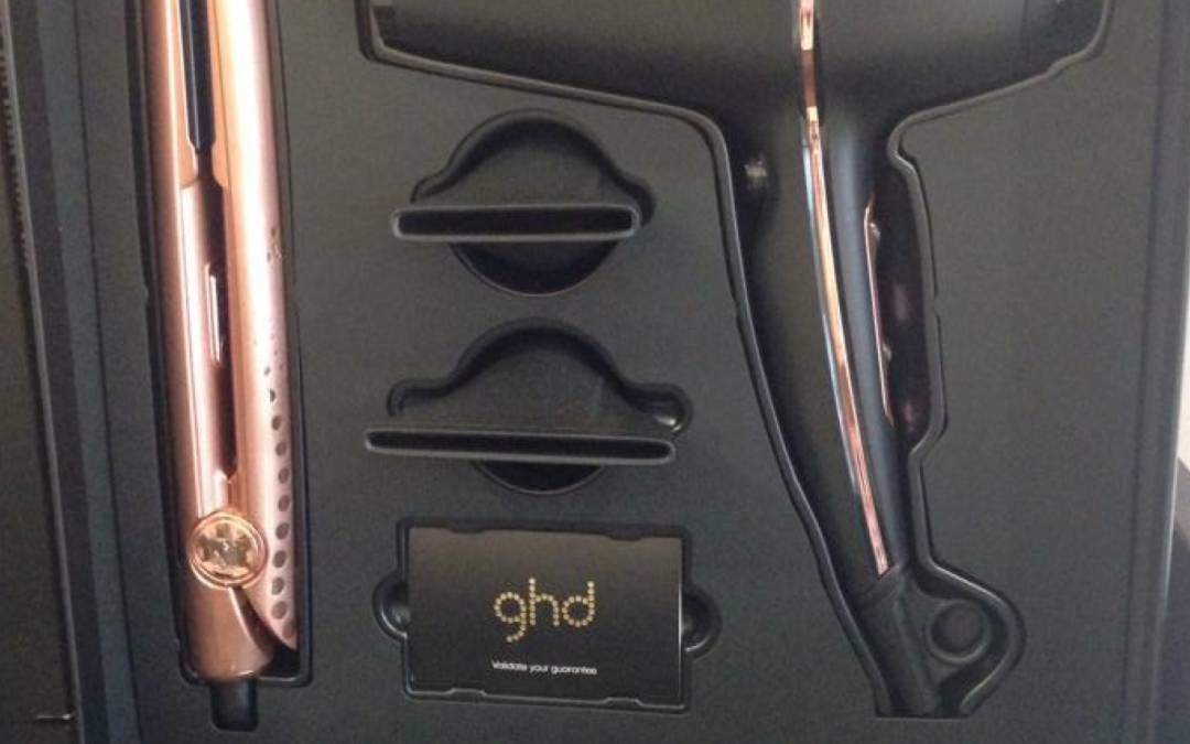 GHD – new Collection