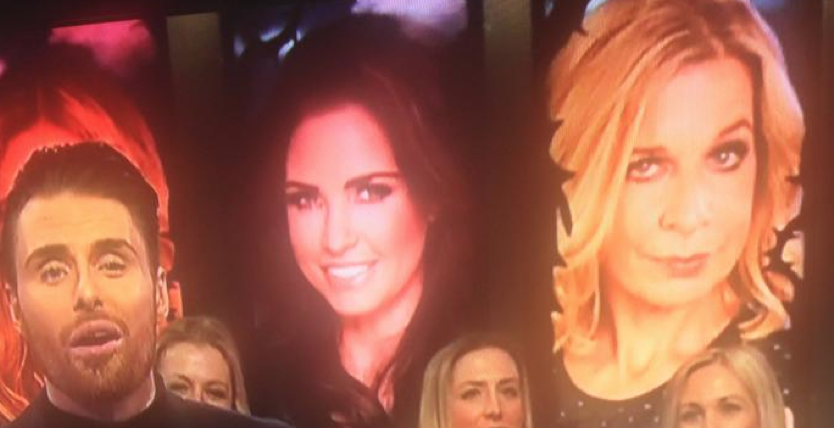 Pure Hair client Front Row at Big Bro!