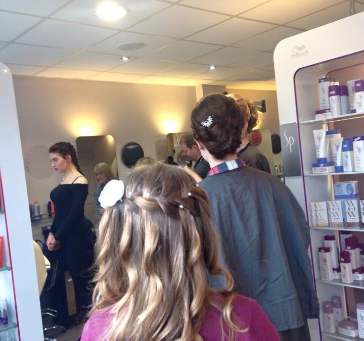 Wedding Fever At Pure Hair