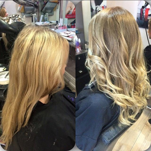 Beautiful Before and After