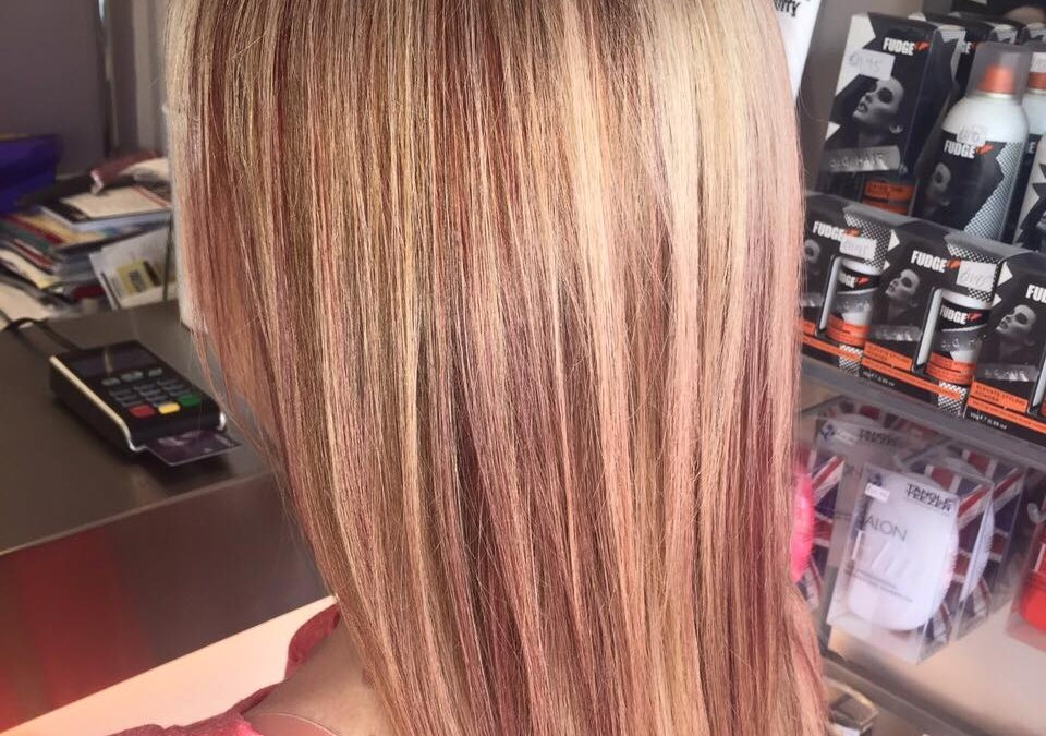 Summer styles at Pure Hair