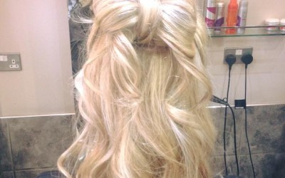 Wedding trial at Pure Hair